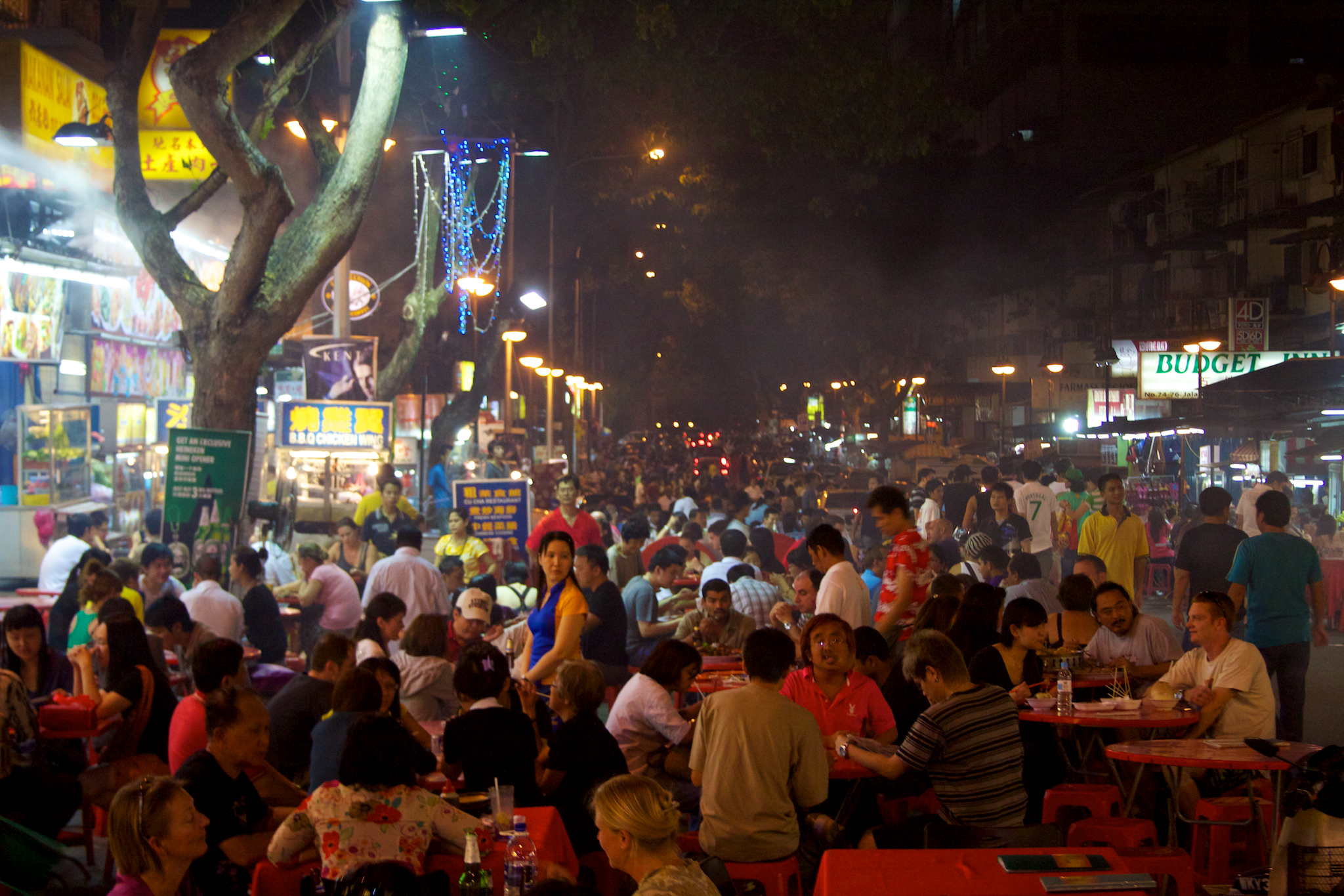 Alor Street Food Night Market