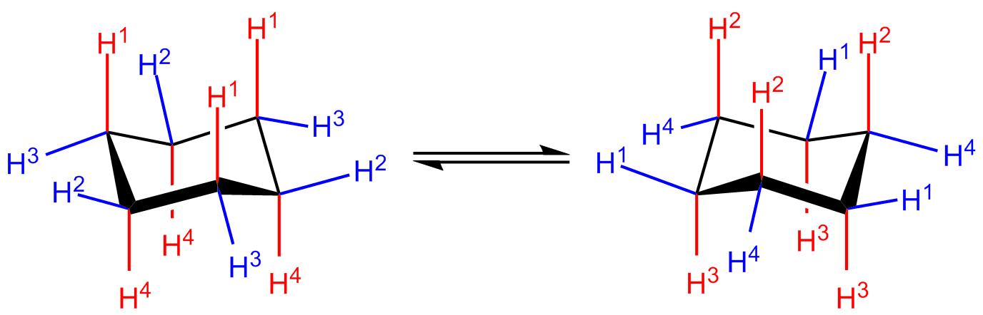 Cyclohexane conformation - Wikipedia, the free encyclopedia
