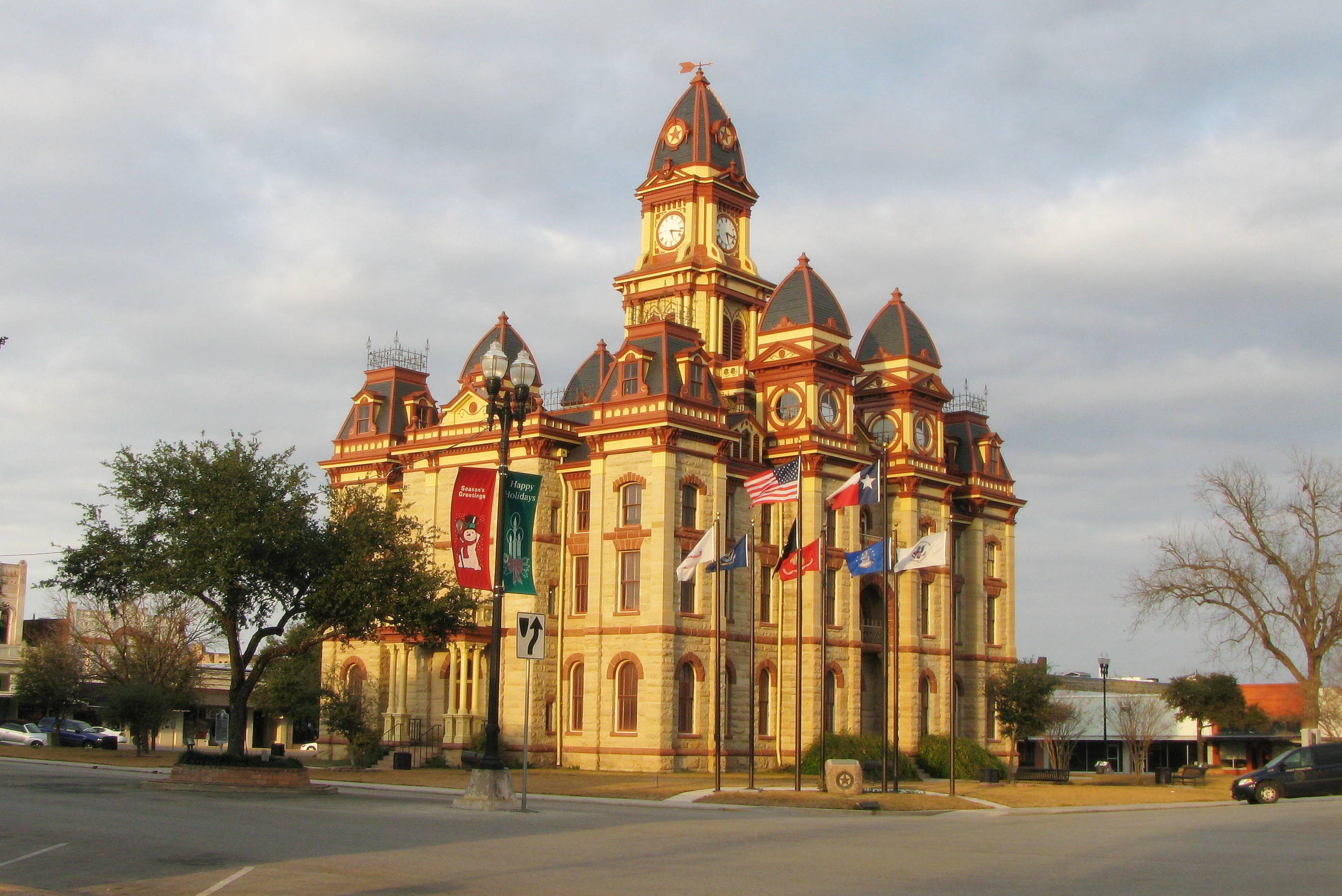Caldwell County Courthouse (Texas) - Wikipedia