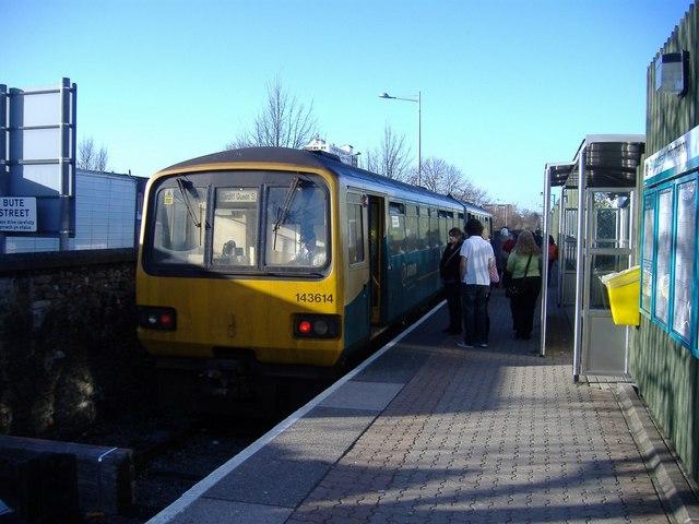 Cardiff Bay railway station