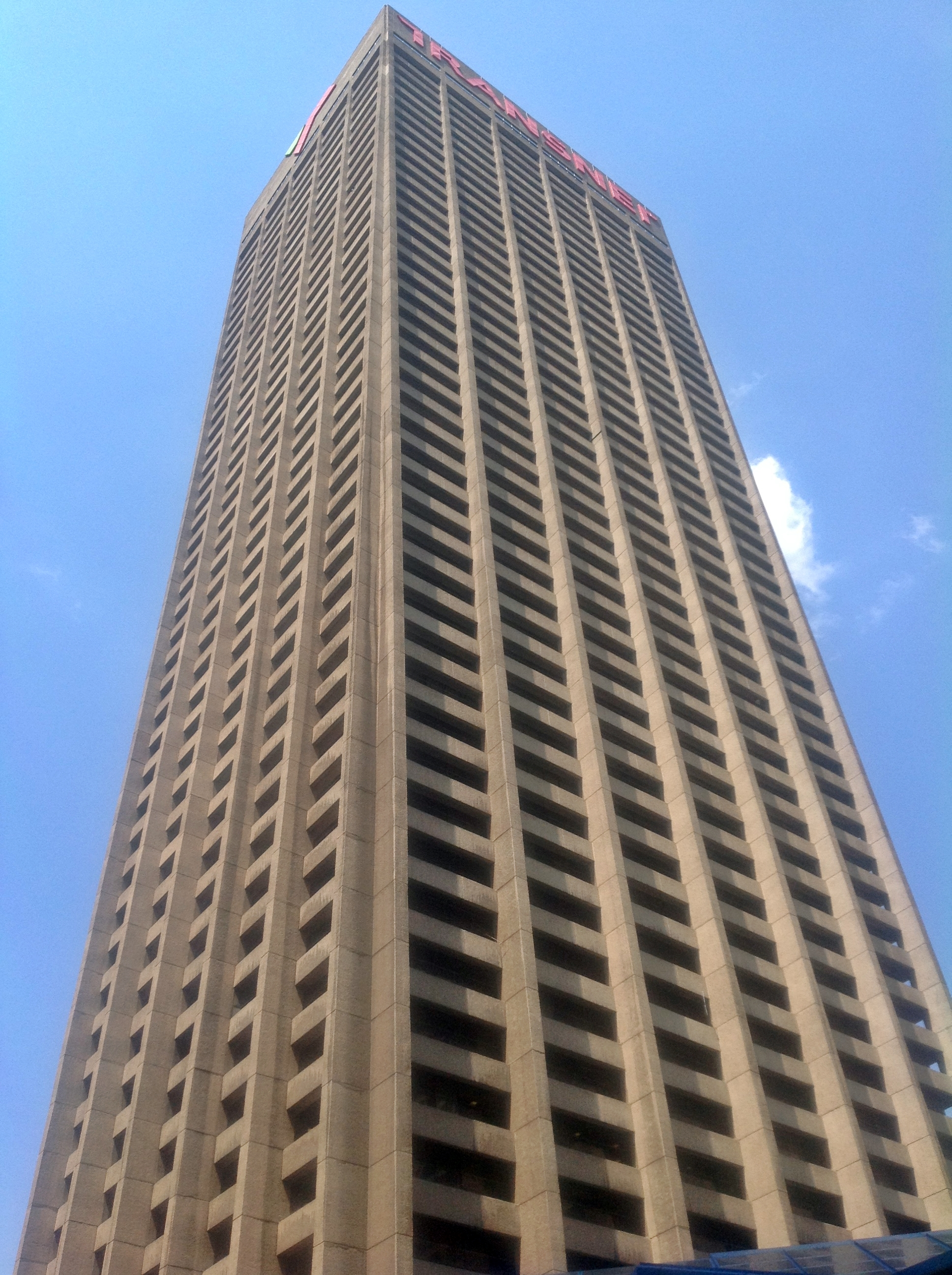 Depiction of Carlton Centre Office Tower