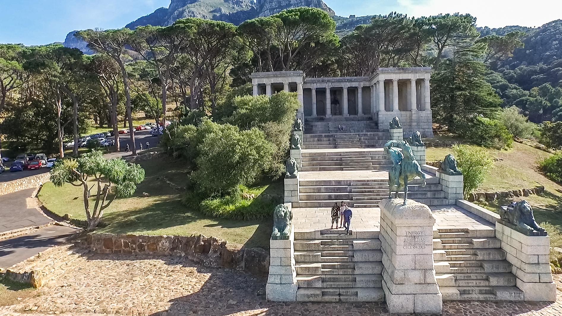 most popular reputable site wide range Rhodes Memorial - Wikipedia