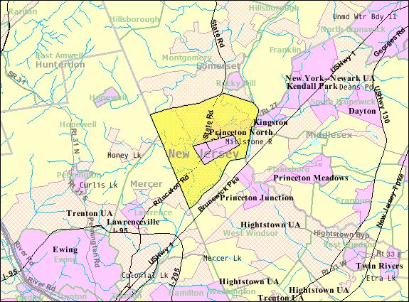 Princeton Campus Map Pdf.Princeton Township New Jersey Wikipedia