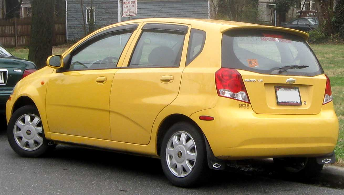 2006 Chevy Aveo LS
