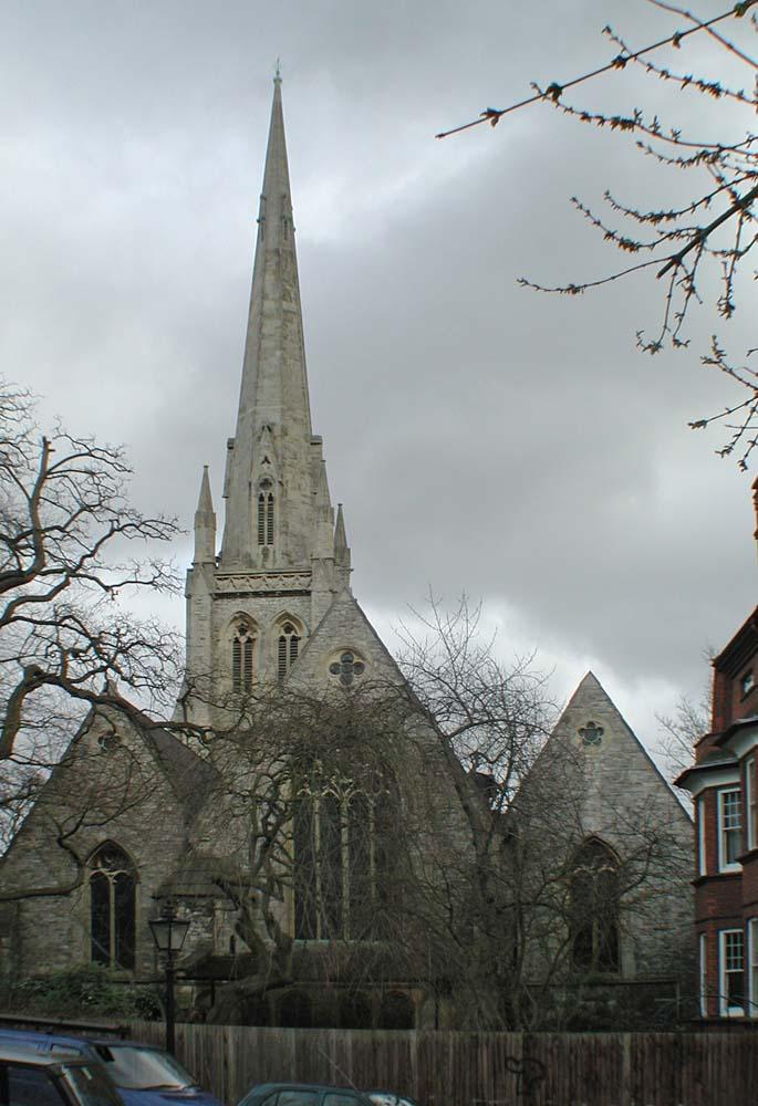 Christ Church Hampstead Wikipedia