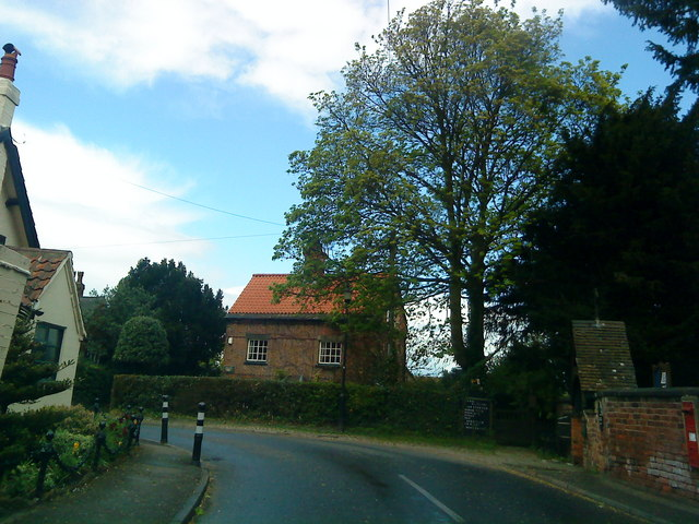 Church Lane, Cossall - geograph.org.uk - 1838205