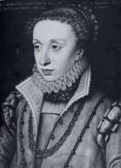 Claude of Valois