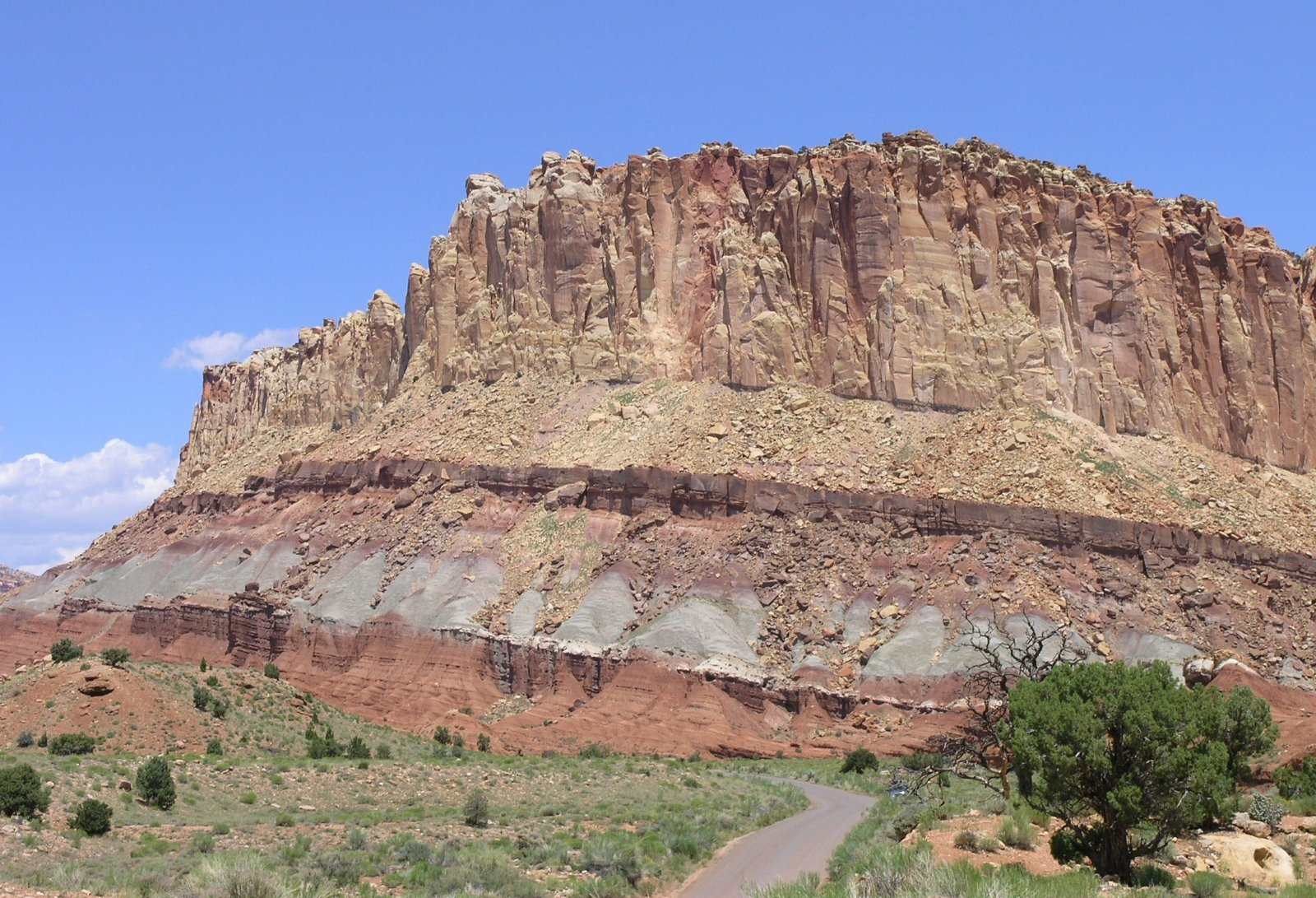 Geology of the Capitol Reef area - Wikipedia