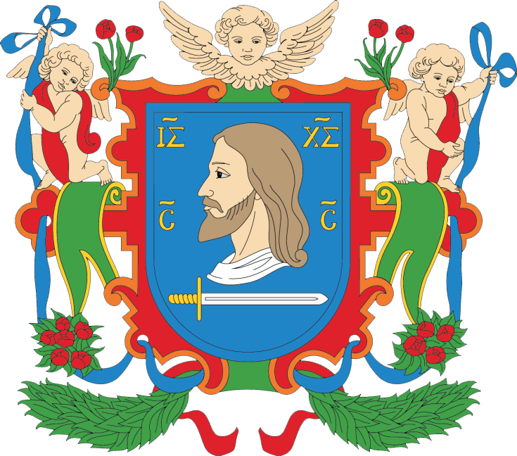 Coat of Arms of Viciebsk, Belarus.png