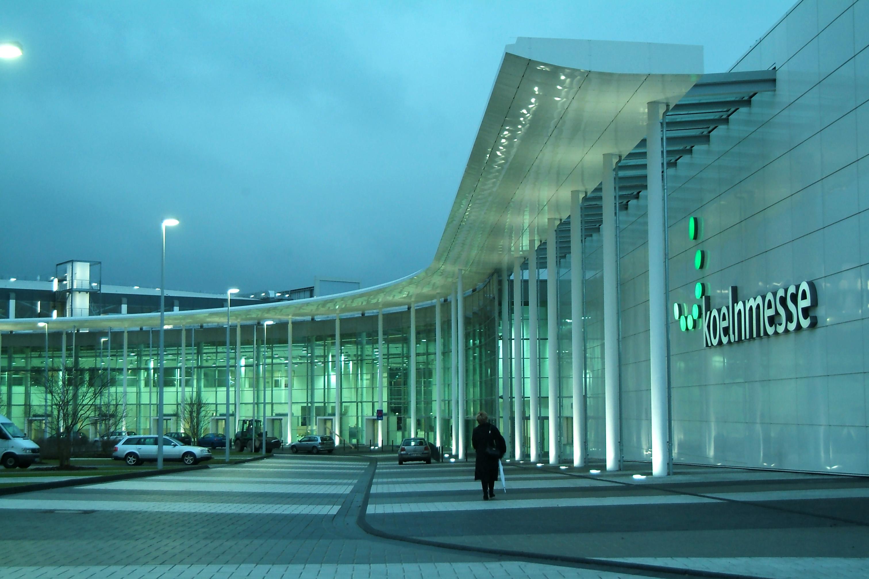 Congress Centrum Koelnmesse