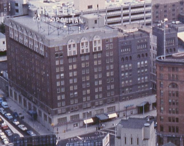 The Cosmopolitan Hotel Toronto
