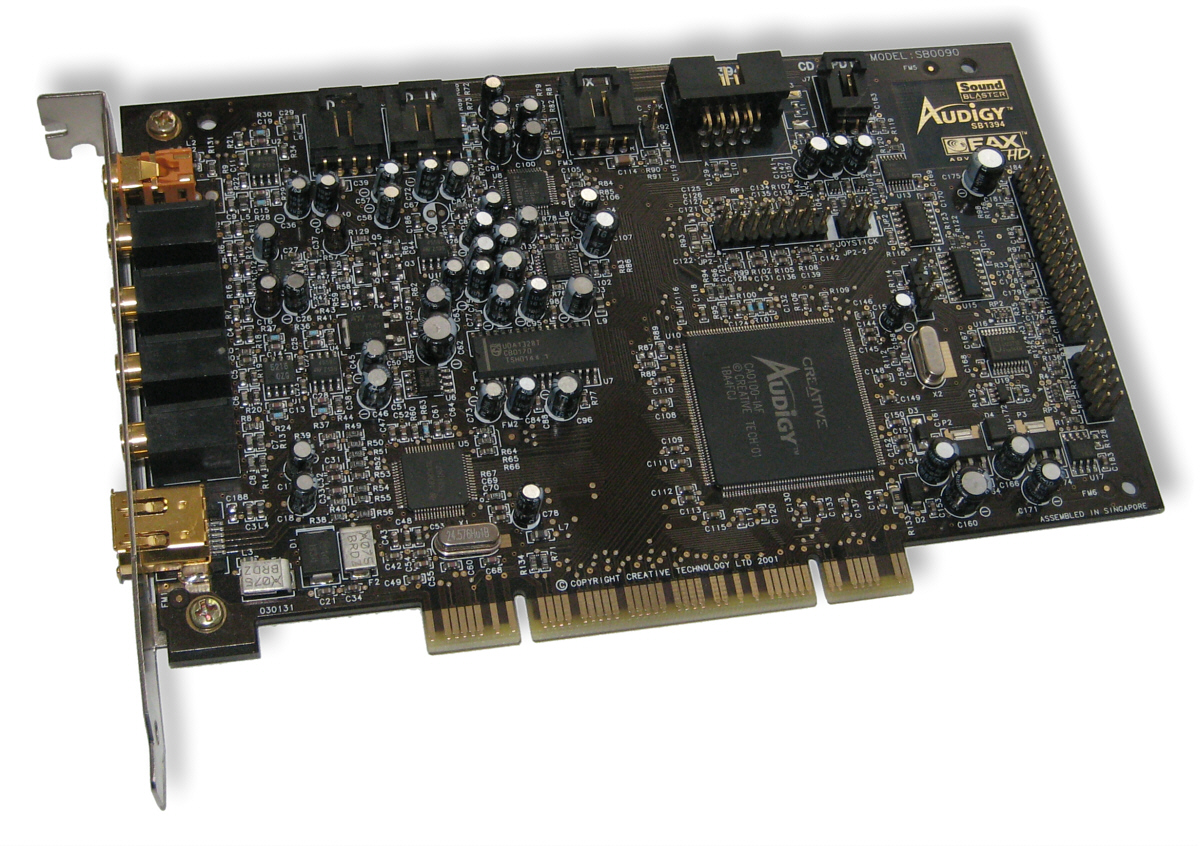 Sound Blaster Audigy Wikipedia