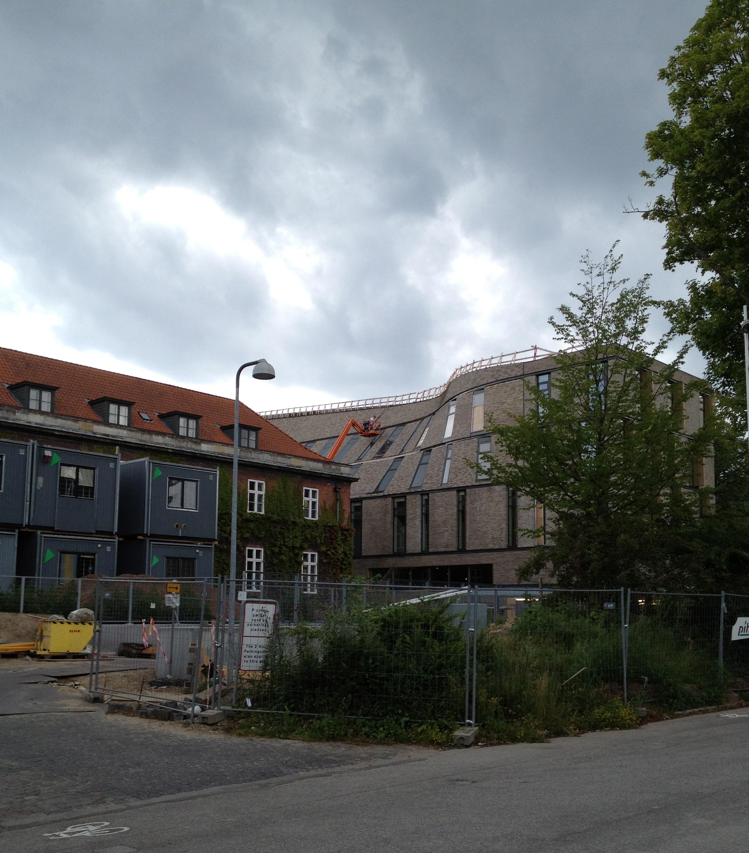 date side Frederiksberg