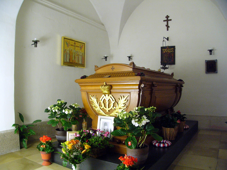 Alejandro III y María Feodorovna Dagmar_coffin
