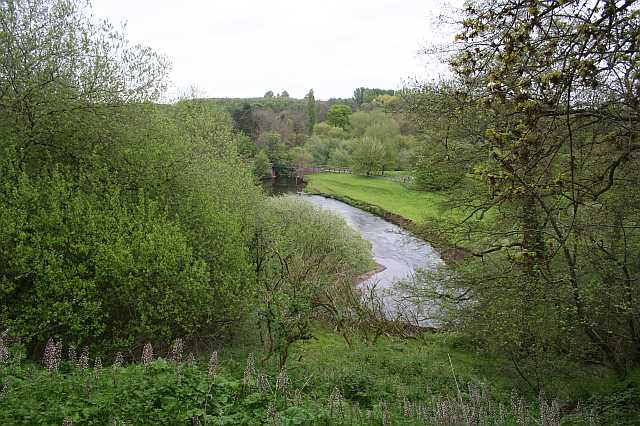 Dane valley - geograph.org.uk - 1289568