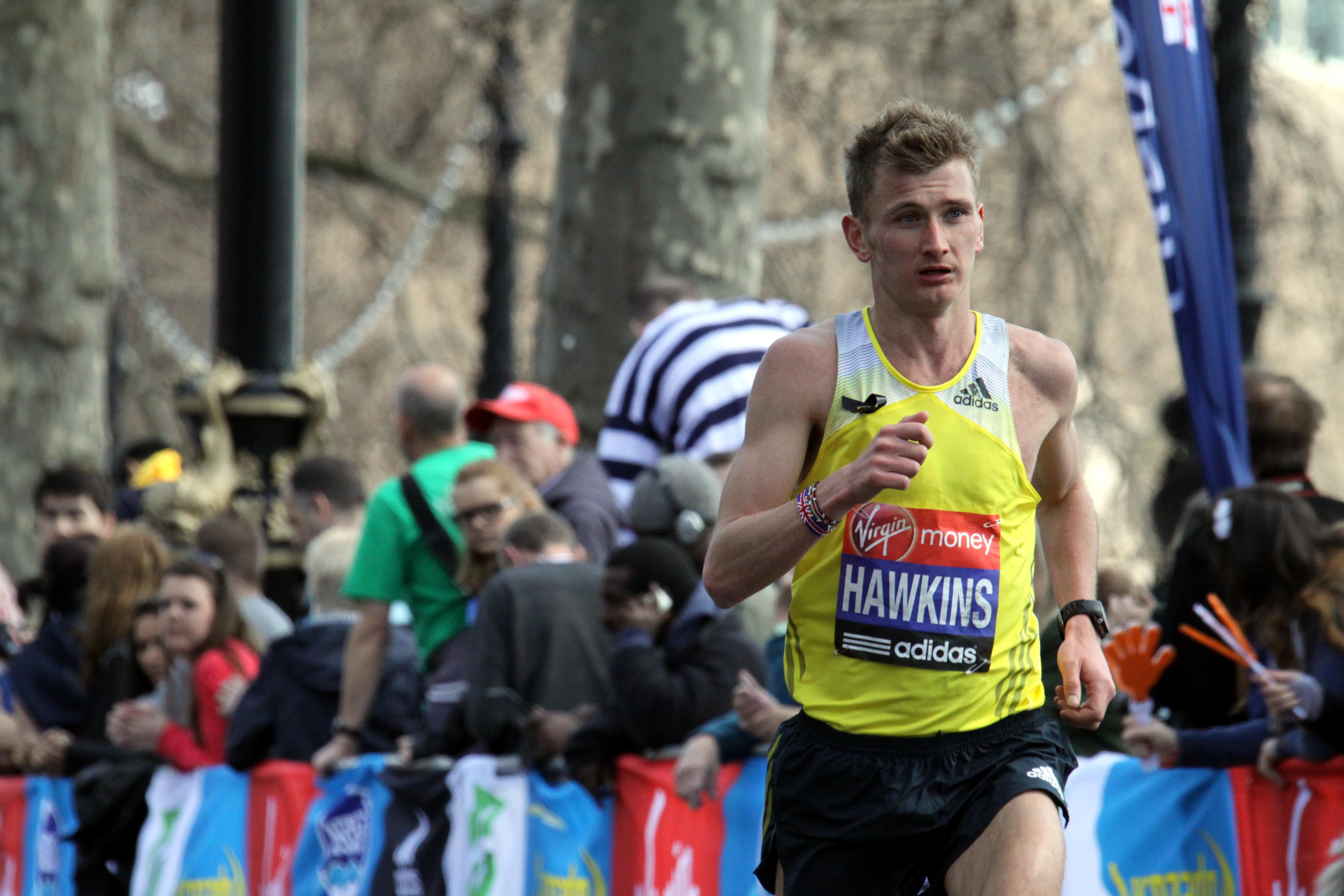 Derek Hawkins author