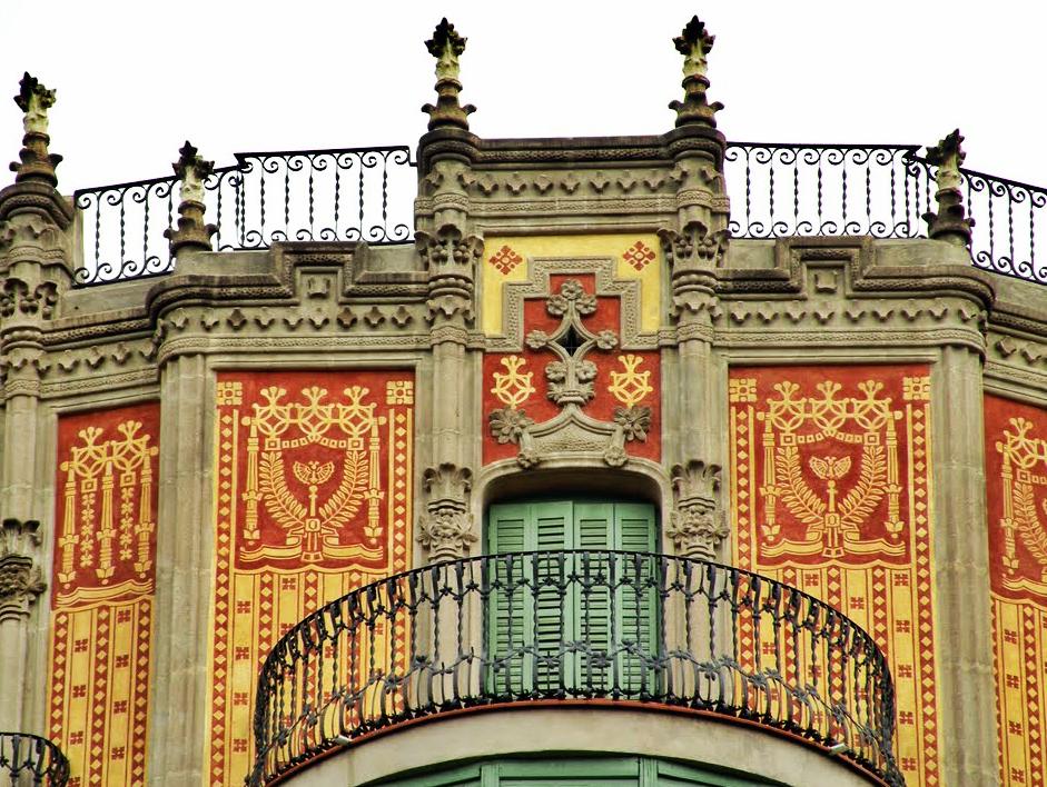 File detalle de la fachada superior de la casa ramos - Detalles para la casa ...