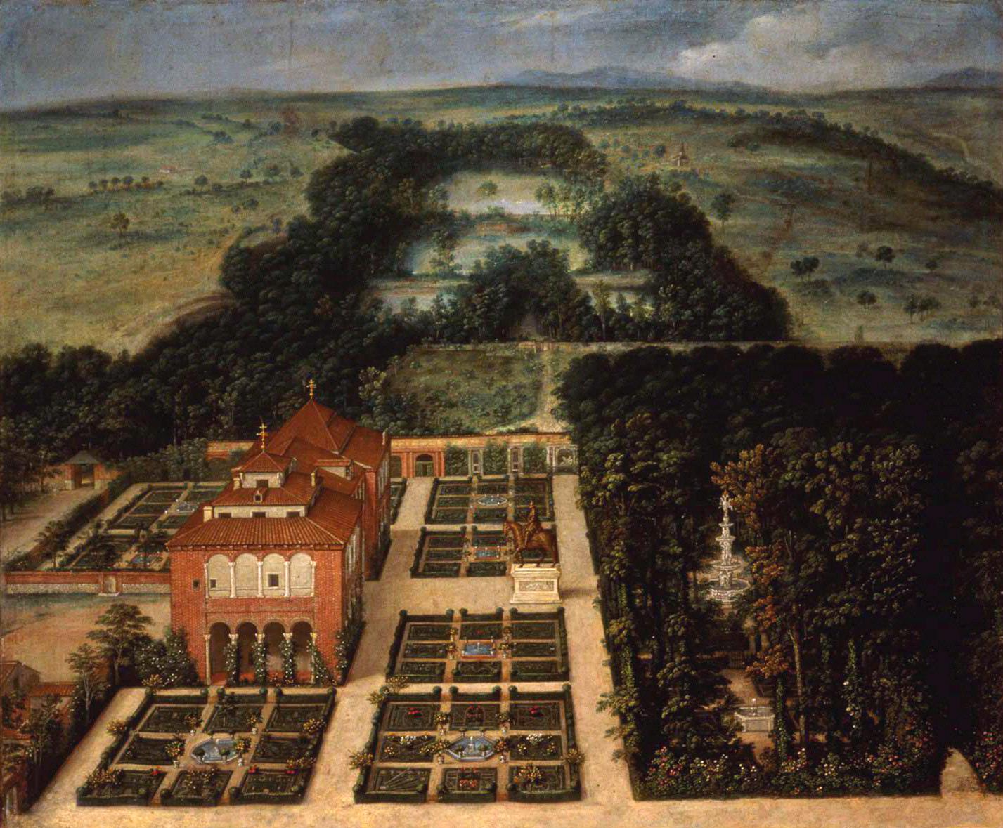 File dibujo casa de campo madrid espa wikimedia - Casas del campo ...