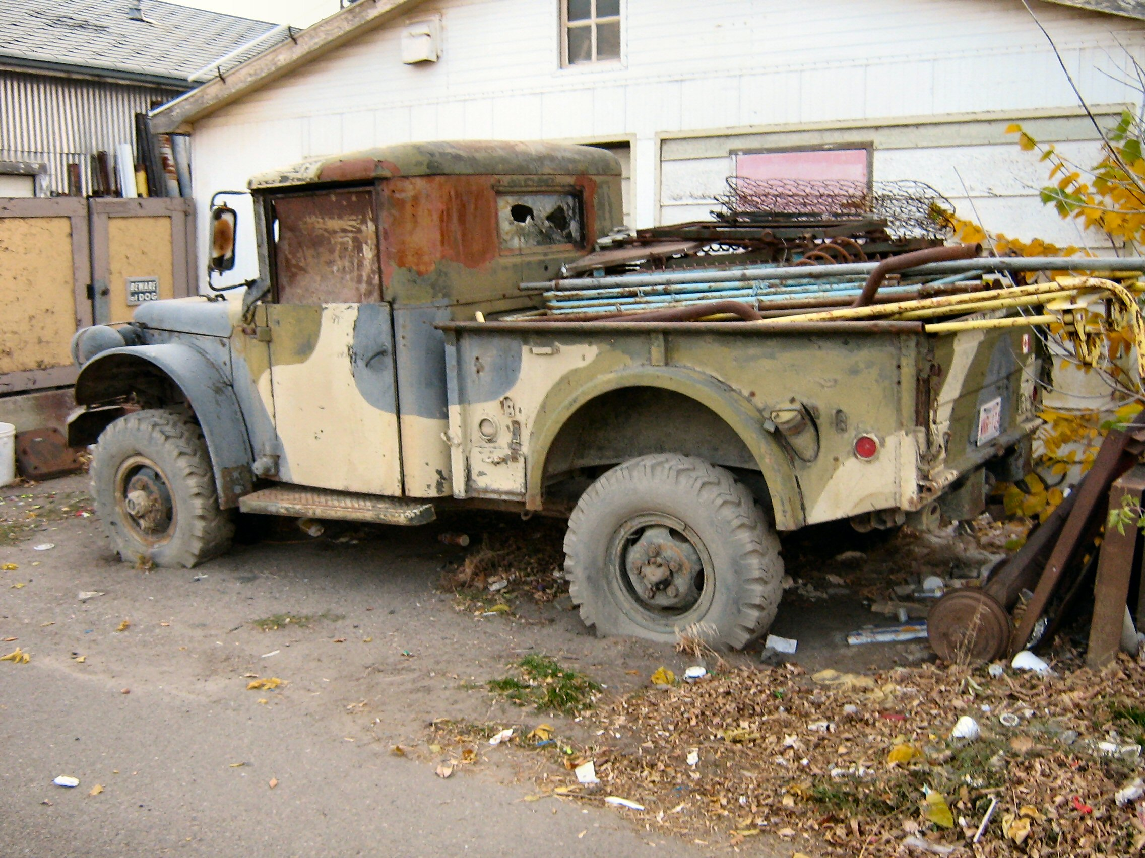 File:Dodge M37 Power Wagon (1594821362) jpg - Wikimedia Commons