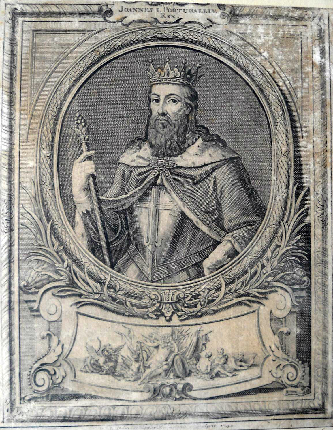 File:Dom Joao I of Portugal 1742.JPG