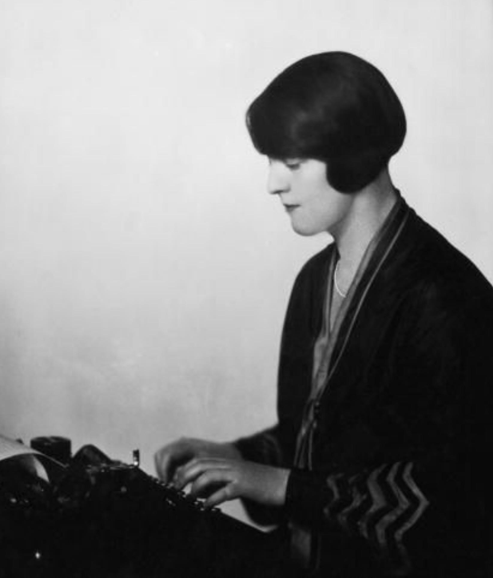 Portrait of Dorothy Thompson