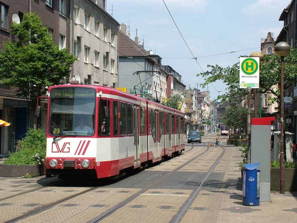 Trams in Duisburg - Wikipedia