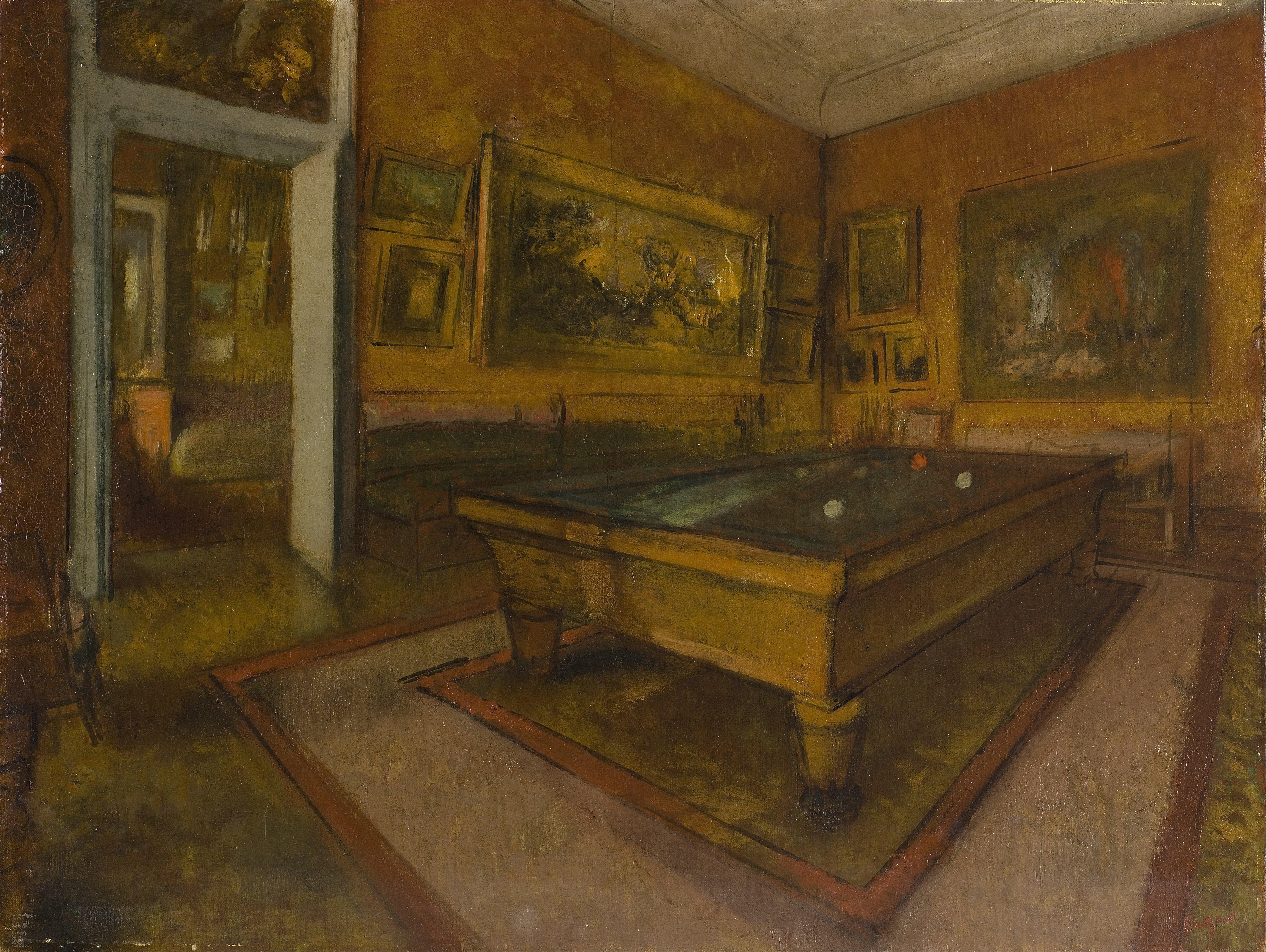 free billiard