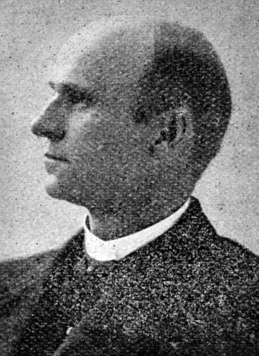 Portrait of Edgar Wilson Nye