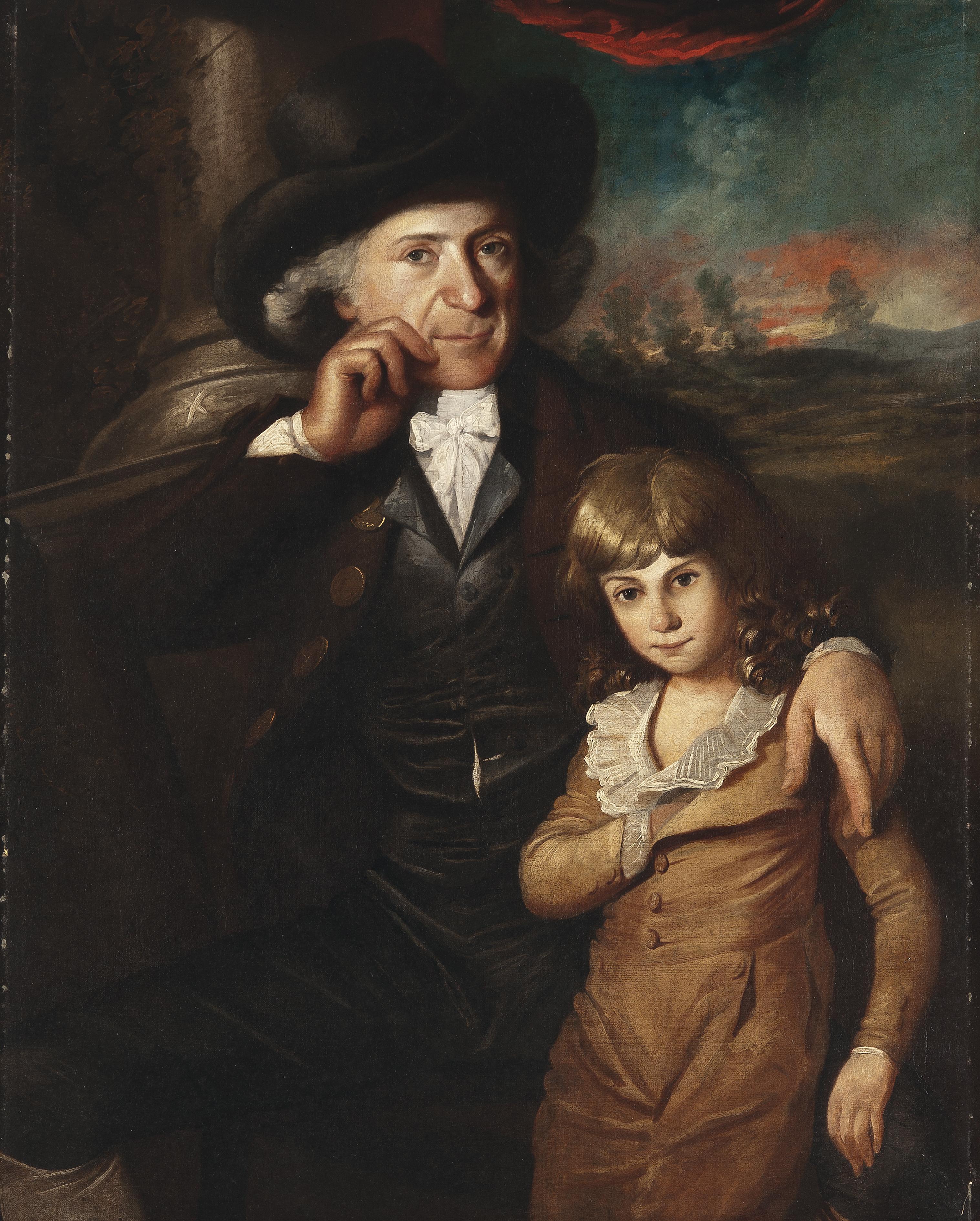 98eb5f2660f7 File:English School 19th century Nobleman and boy.jpg - Wikimedia ...