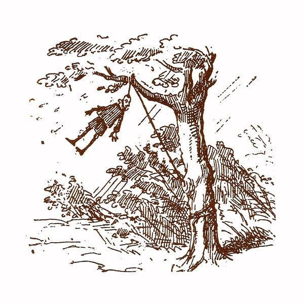 Ilustración de la versión original de Pinocho