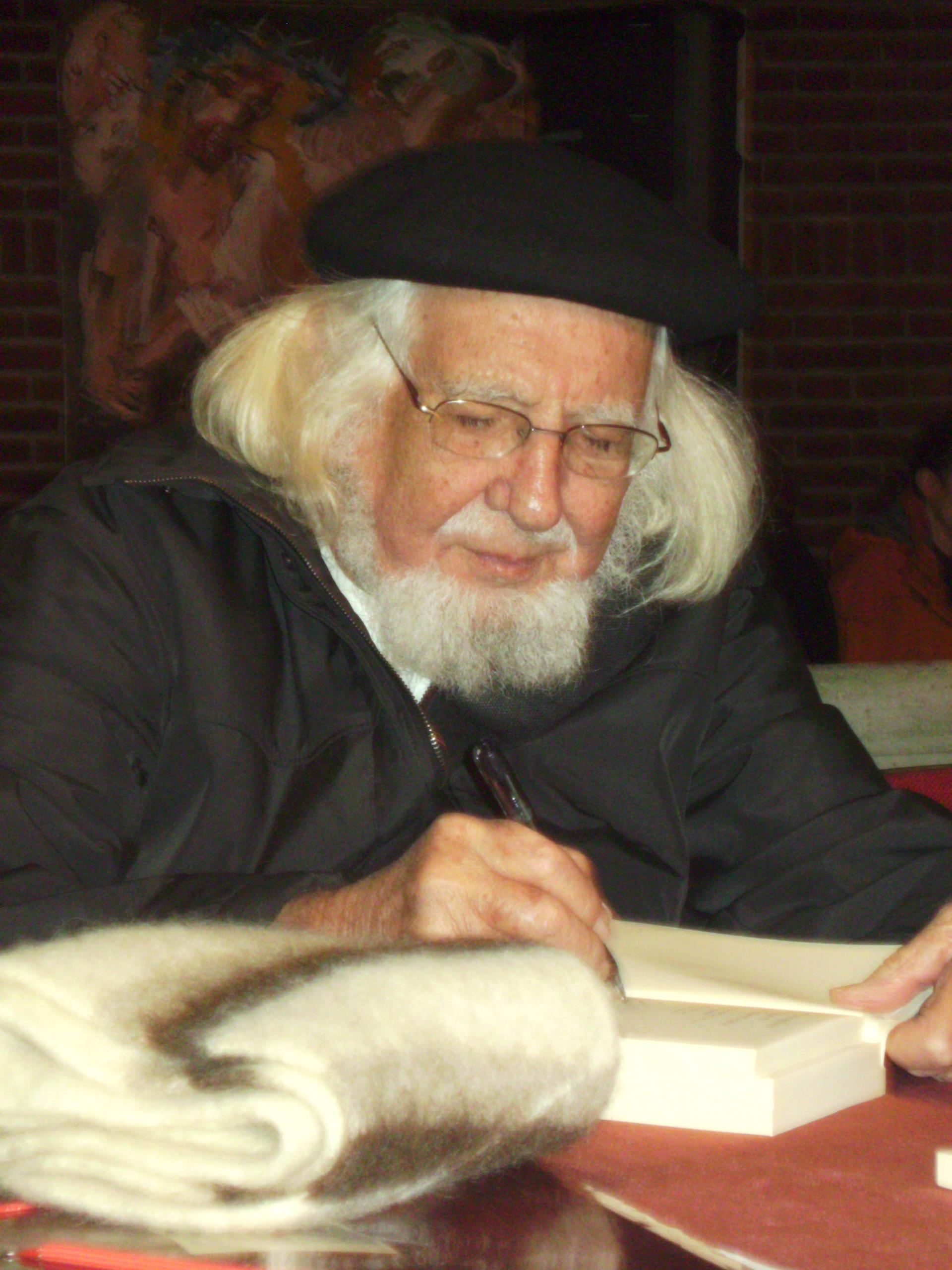 Ernesto Cardenal en 2010.