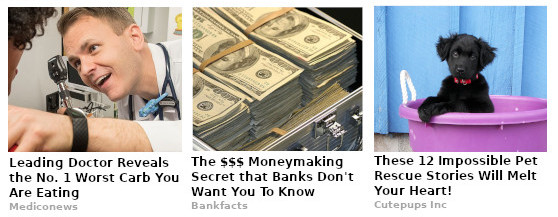 File:Example clickbait adverts.jpg - Wikimedia Commons