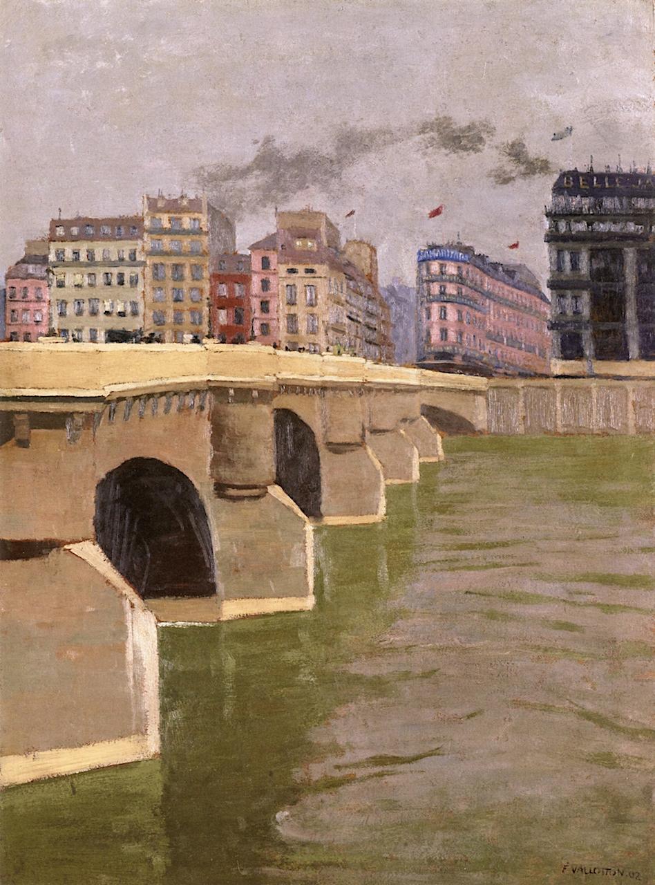 Fichier:Félix Vallotton, 1902 - Le Pont-Neuf.jpg — Wikipédia