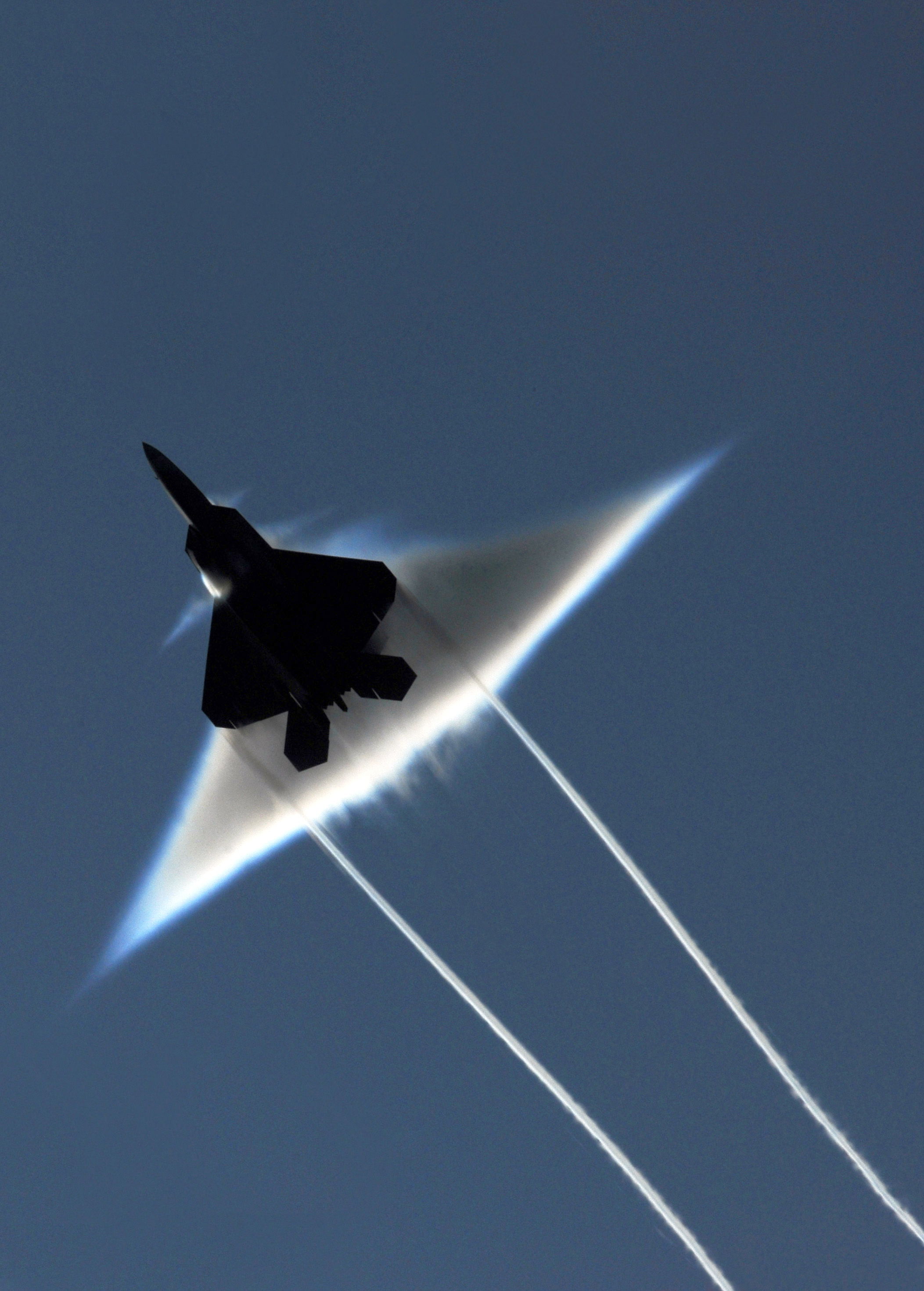 File F 22 Supersonic Flyby Jpg Wikimedia Commons