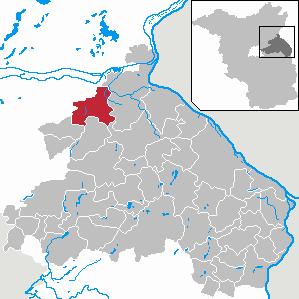 Falkenberg, Märkisch-Oderland Place in Brandenburg, Germany