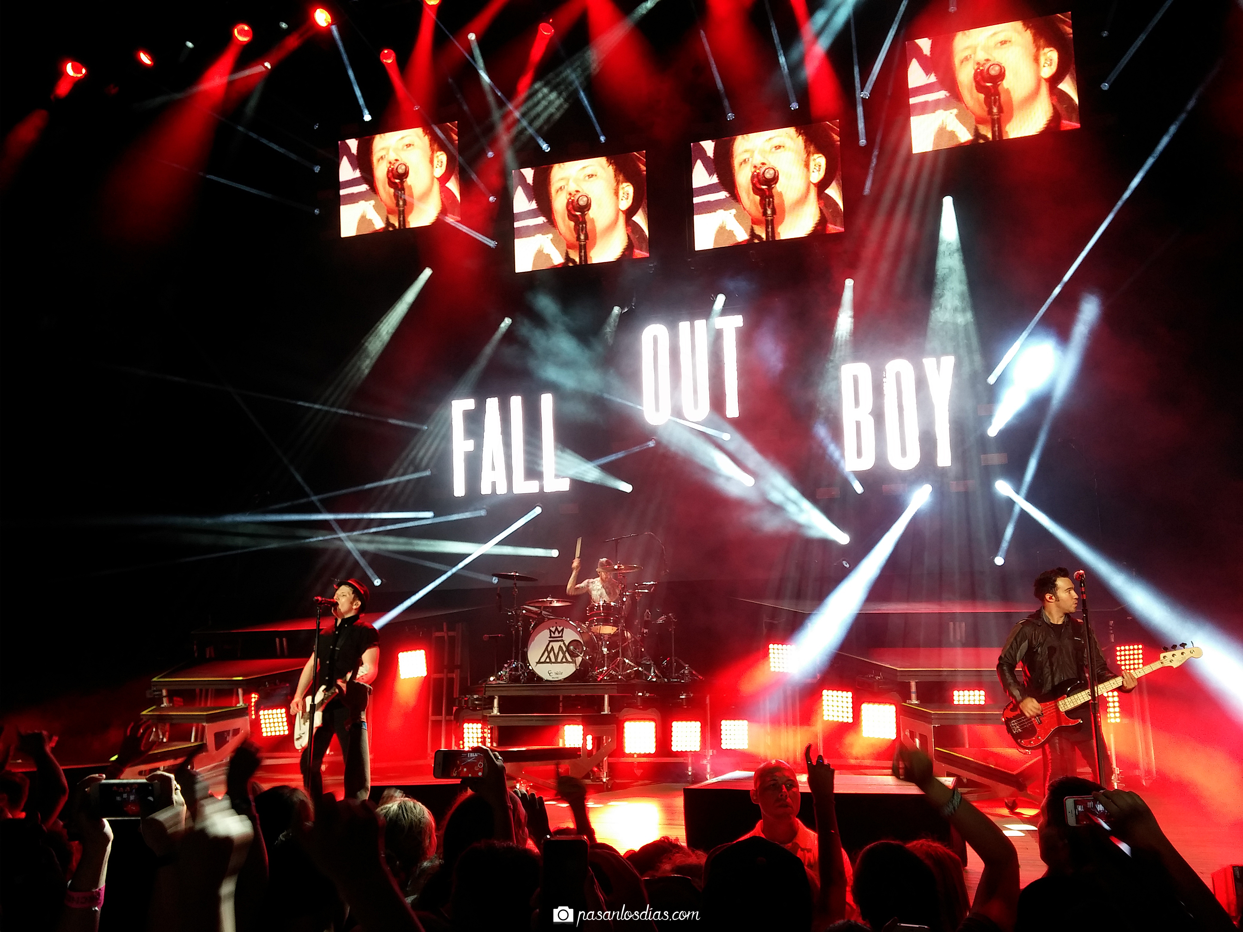 Fall Out Boy Tour Uk  Tickets