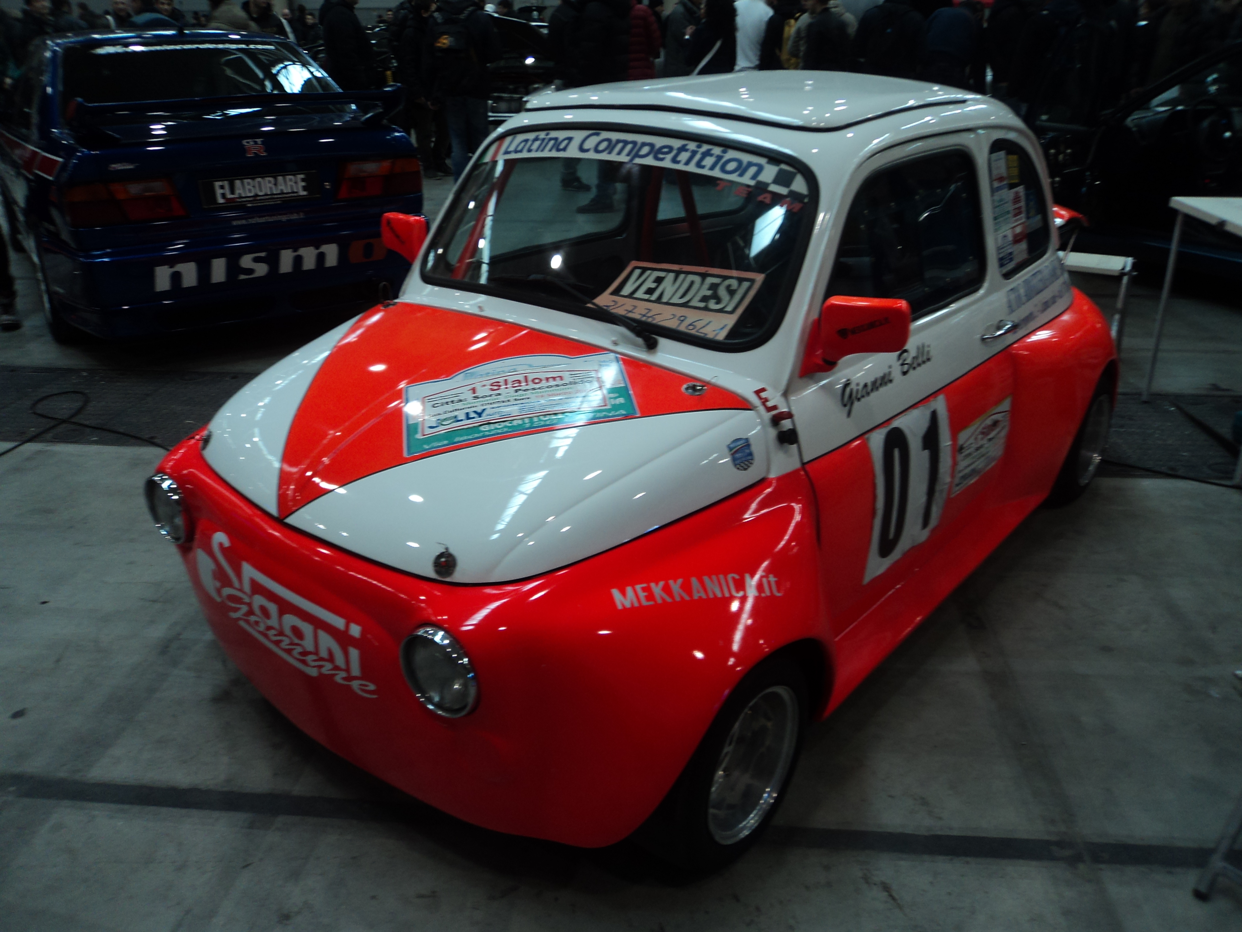 file fiat 500 rome tuning show 3 jpg wikimedia commons. Black Bedroom Furniture Sets. Home Design Ideas