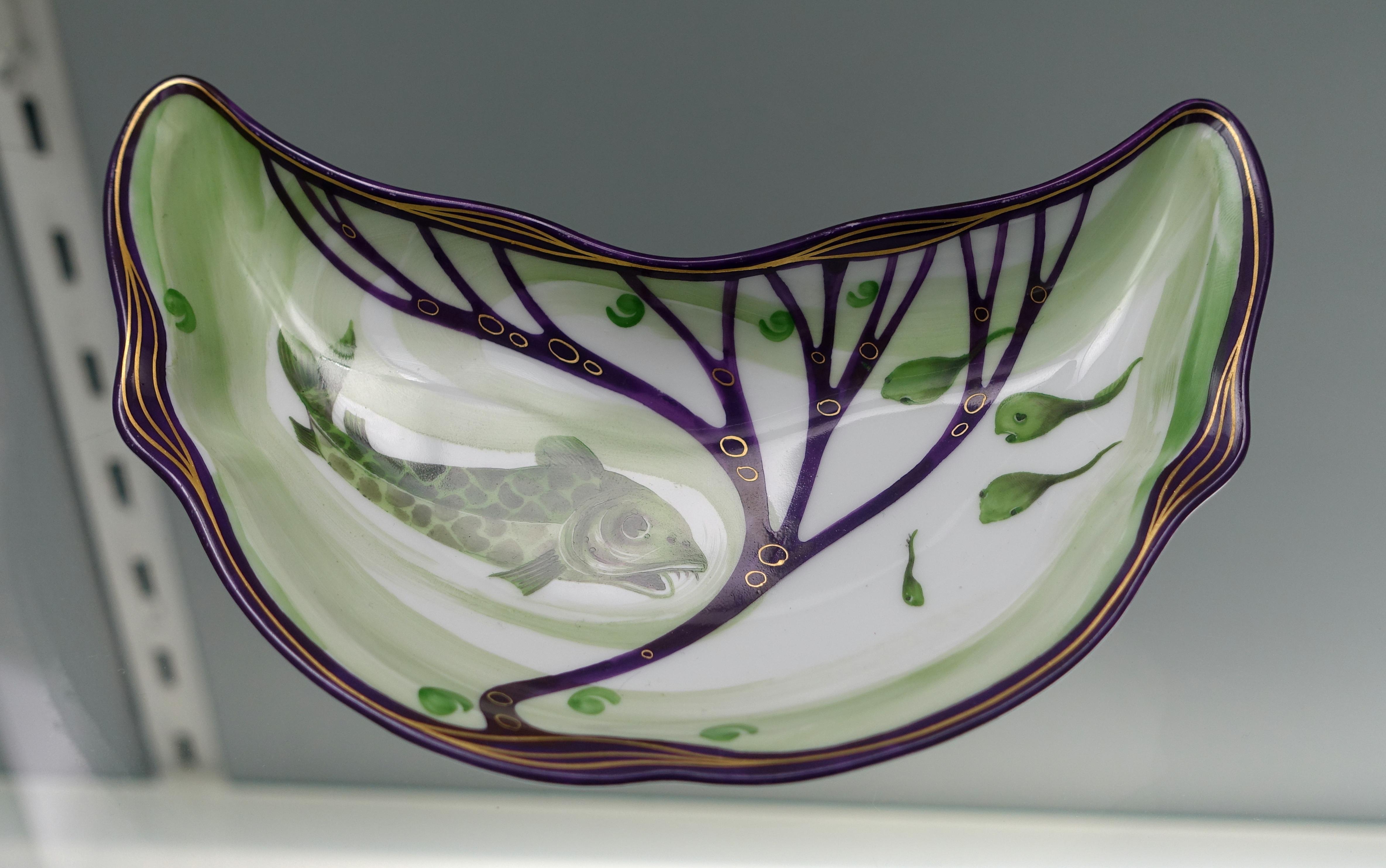 Nymphenburg porcelain marks dating service