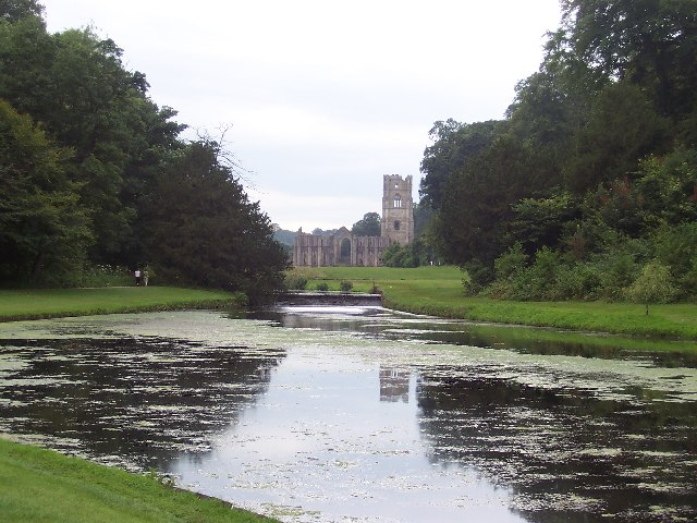 Fountains Abbey - geograph.org.uk - 91981