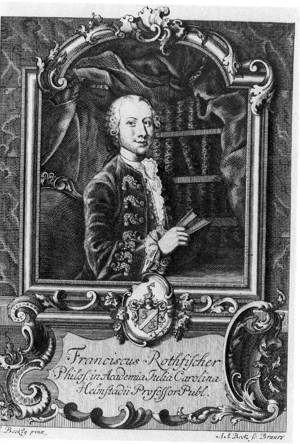 Franz Ignatius Rothfischer Wikipedia