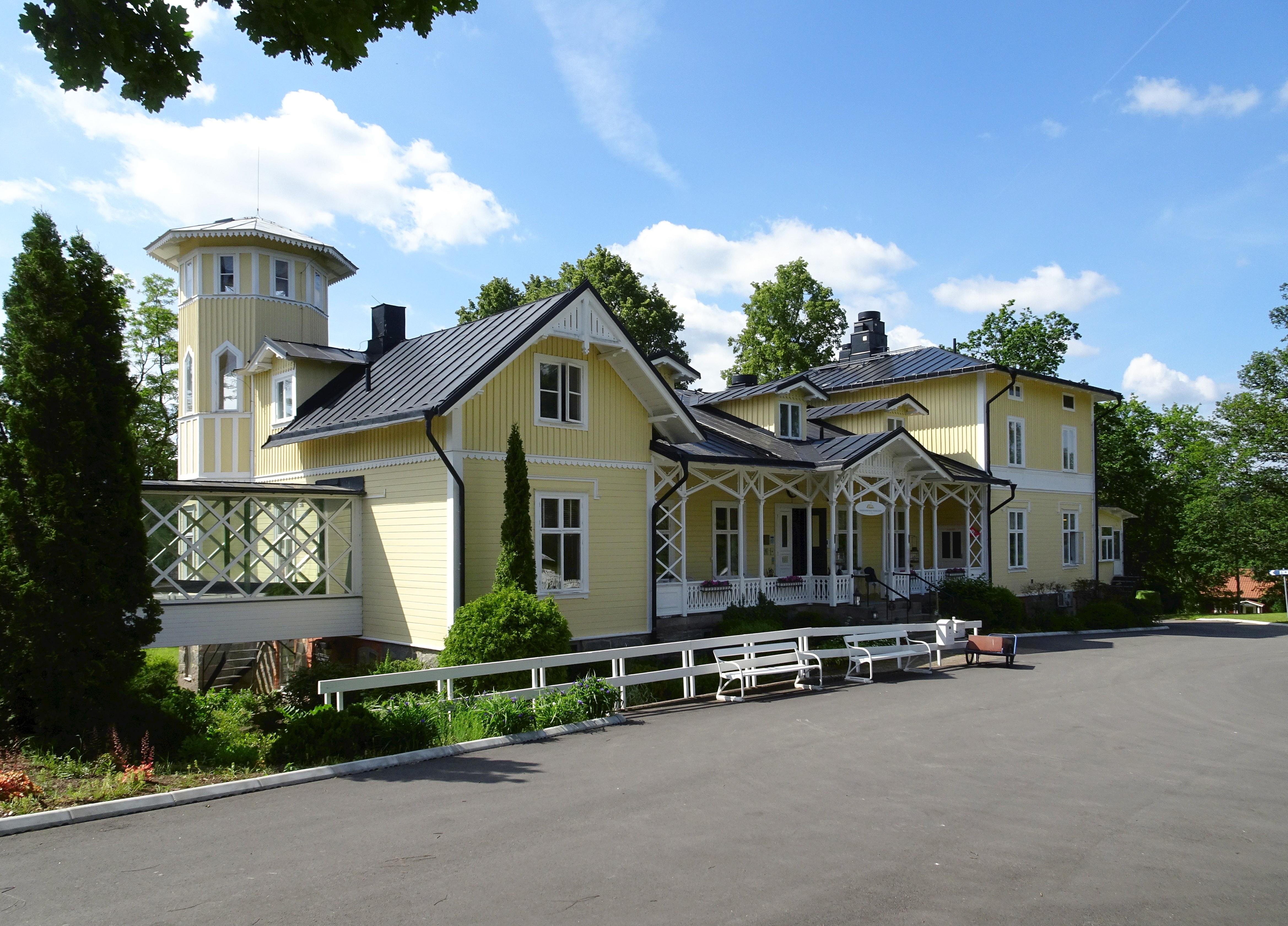 Fredensborgs Herrgard Wikipedia