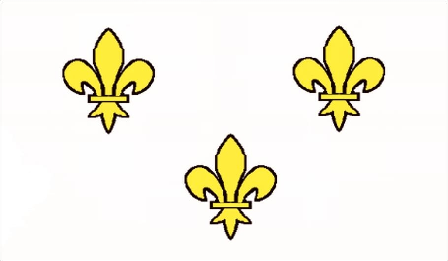 File French Fleur De Lis White Jpg Wikimedia Commons