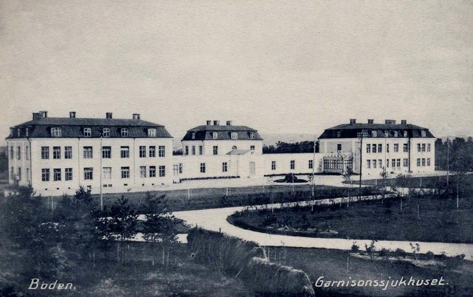 L nssjukhuset i boden wikipedia for Boden 3 ventrikel