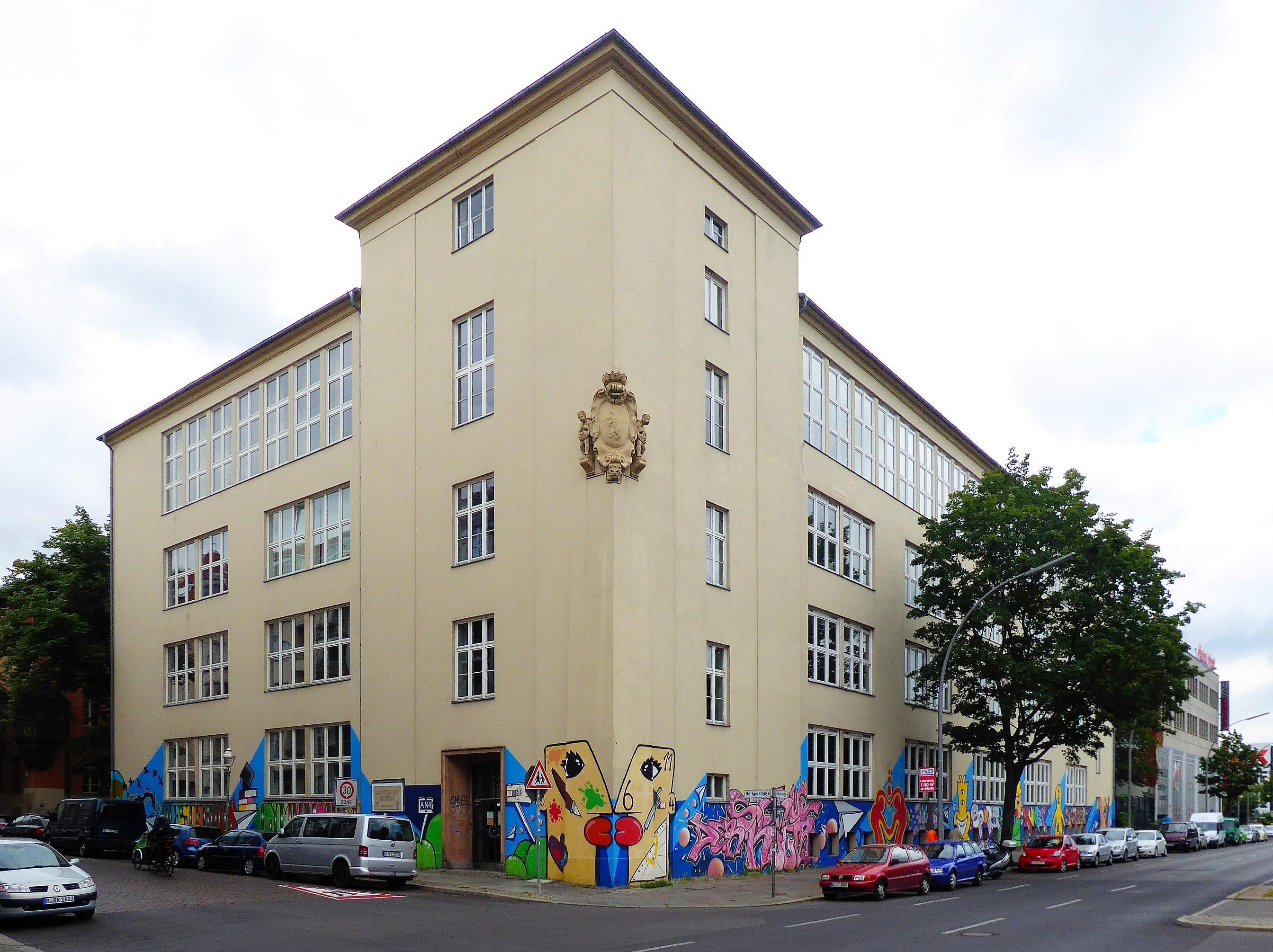 Diesterweg-Gymnasium (Berlin) – Wikipedia