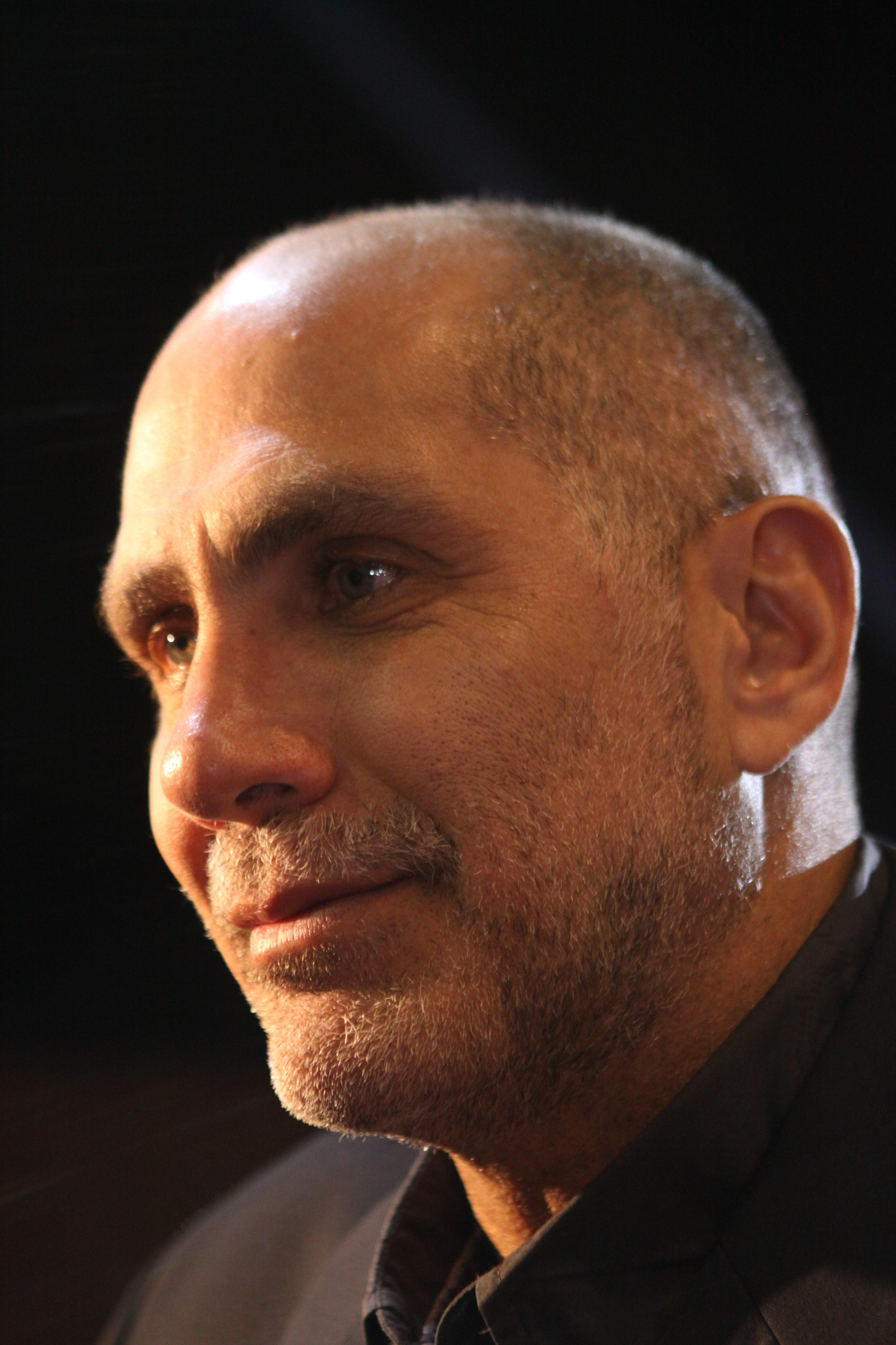 Guillermo Arriaga, March 2009