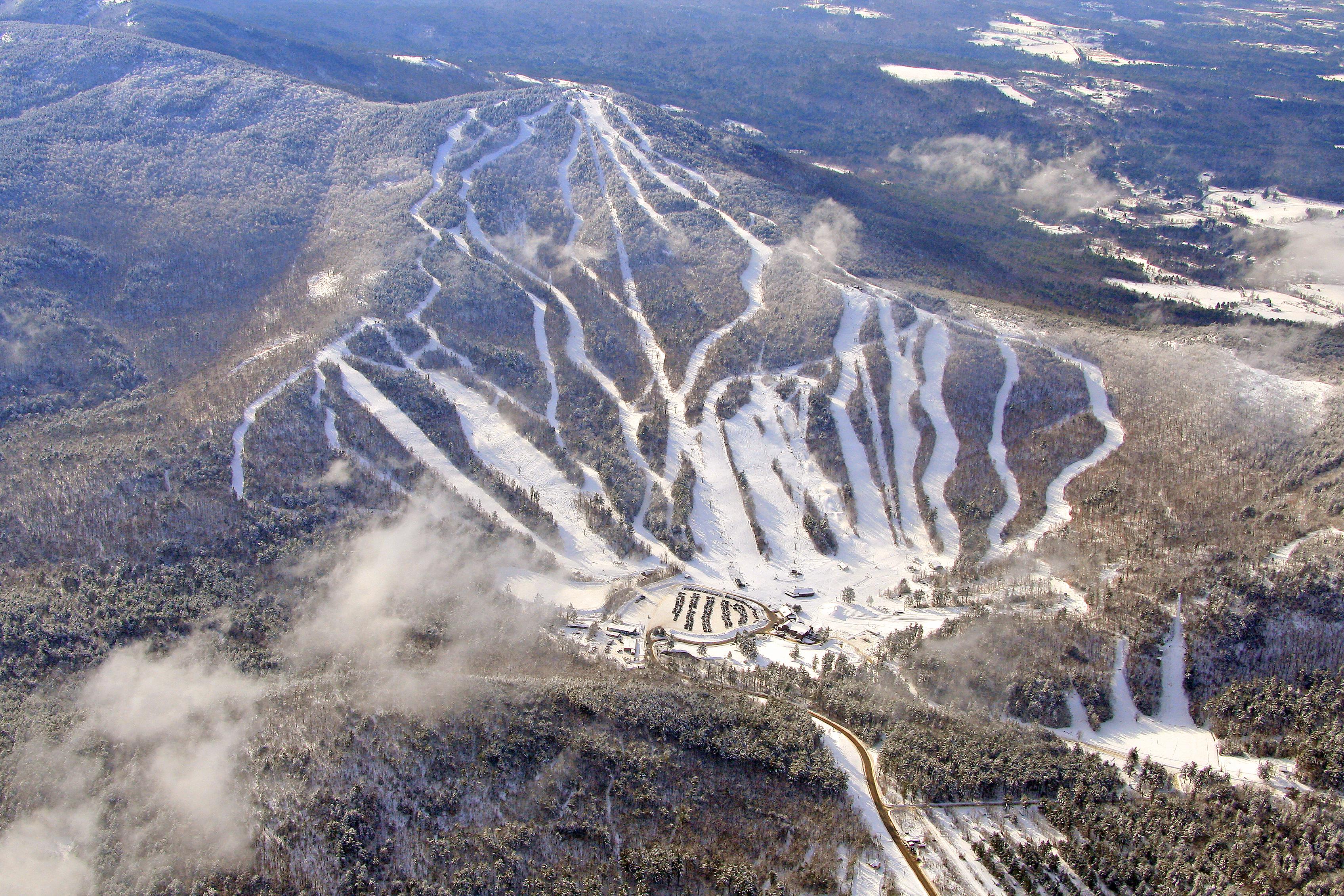 Gunstock Mountain Resort - Wikipedia