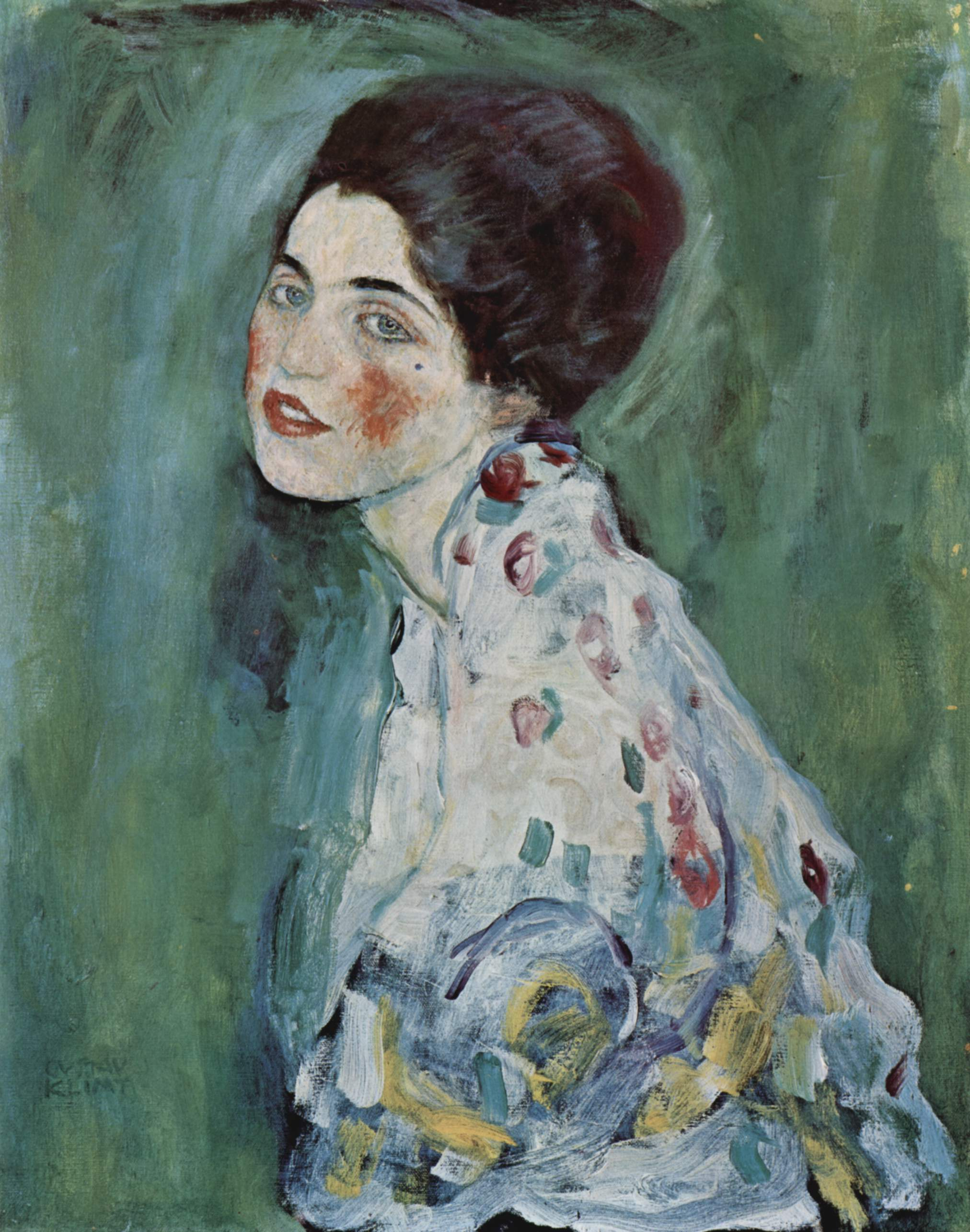 Chronological list of Gustav Klimt\'s main paintings - Wikipedia