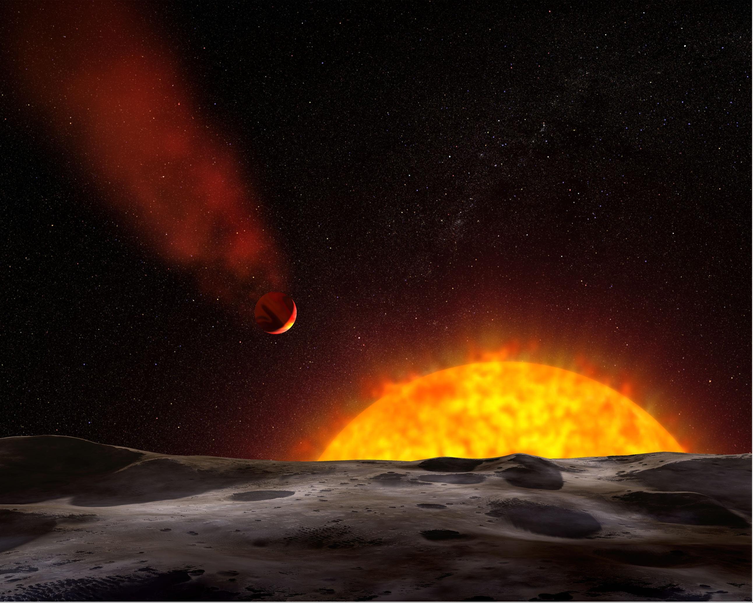 extrasolar planet essay