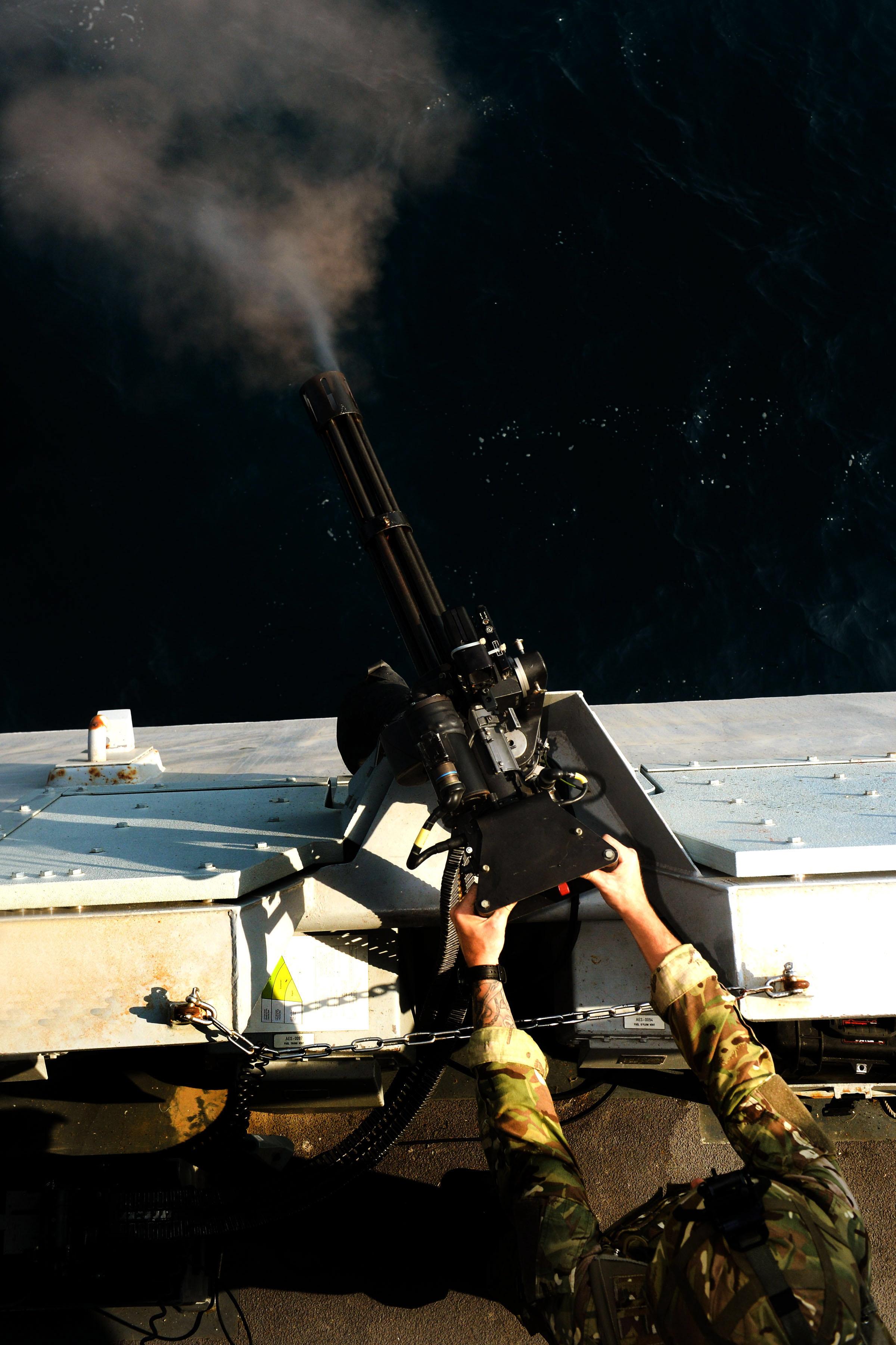 File:HMS Defender's Standing Sea Response Force teams (SSRF