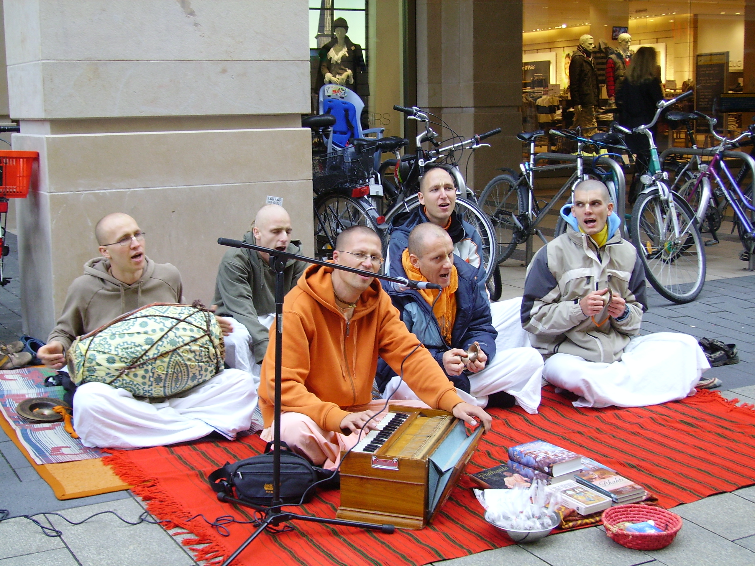 Krishna Bewegung